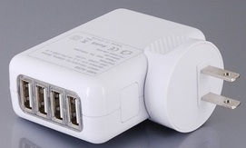power charger USB 4 ports