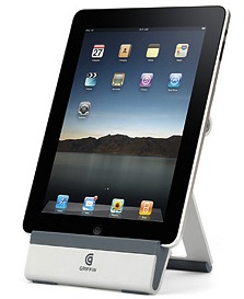 A-Frame Multi-position Tabletop Stand for iPad