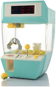 Alarm Clock With Claw Game
