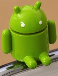 Android Robot Dust Plug