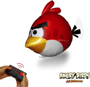 Angry Birds Air Swimmer