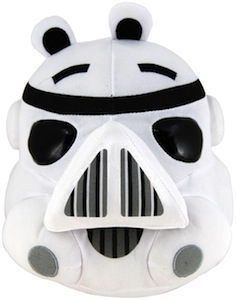 Angry Birds Star Wars Stormtrooper Plush