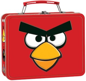 Angry Birds Red Bird Lunch Box