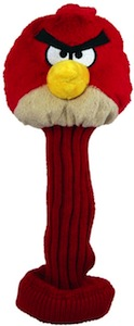 Angry Birds Golf Club Head Cover that looks like Red Bird