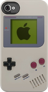 Apple Nintendo game boy iPhone 4s case