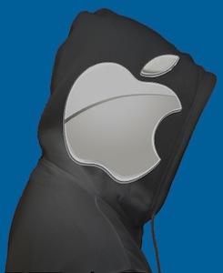 Apple hoodie