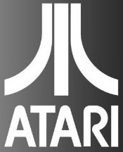 Atari Logo Vinyl Decal