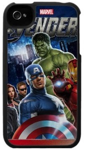 Marvel the avengers iPHone 4S case