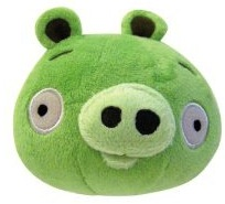 Bad Piggies Plush