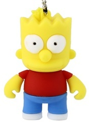 Bart Simpson thumb drive