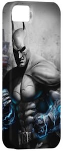 Batman And Lightning iPhone 5 Case
