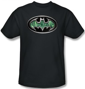 Batman Circuit Board Logo T-Shirt