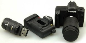 Camera USB Flash Drive
