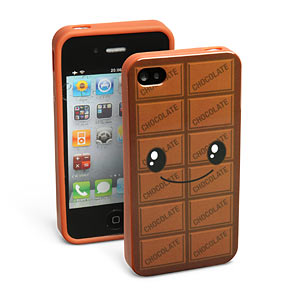 Chocolate Scented iPhone 4 and iPhone 4S Case