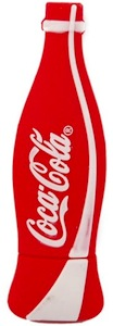 Coca Cola Bottle USB flash drive