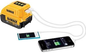 DeWalt USB Power Source
