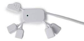 dog shaped usb hub