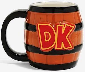 Donkey Kong Mug