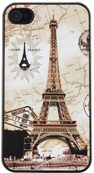 Paris Eiffel Tower iPhone 4s and 4 case