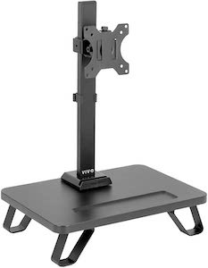 Ergonomic Freestanding Monitor Stand
