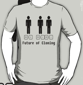 The Future Of Cloning T-Shirt