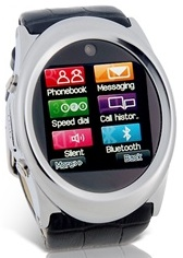 GSM watch Mobile phone