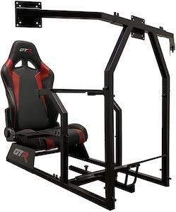 GTR Driving Simulator Gaming Rig