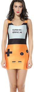 Game Console Women's Dress