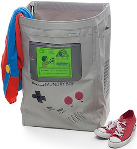 Game Boy Laundry Basket