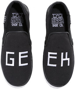 Geek or Nerd Shoes