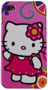 Cheap hello kitty iPhone 4 case (FREE shipping)