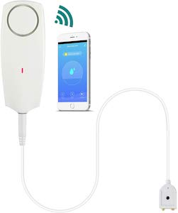 Home Flood Detector With WiFi