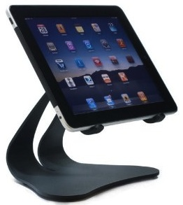 The Perfect Apple iPad stand great for the first and second iPad.