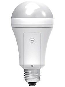 LED Lightbulb With Emergency Battery