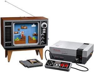 LEGO Nintendo NES System 71374