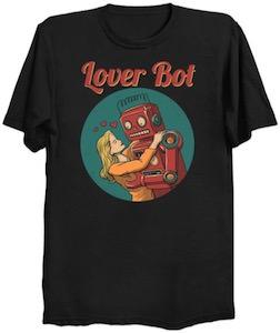 Lover Bot T-Shirt
