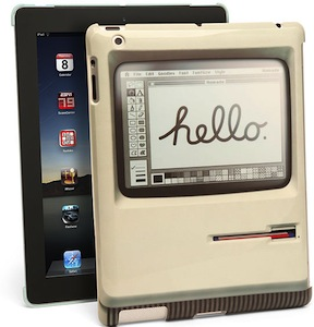 Apple Macintosh Looking iPad Case