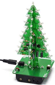 Make Your Own LED Christmas Tree