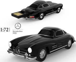Mercedes Benz 300SL USB Flash Drive