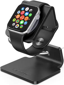 Metal Apple Watch Stand