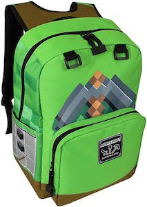 Minecraft Adventure Backpack