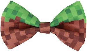 Minecraft Bow Tie