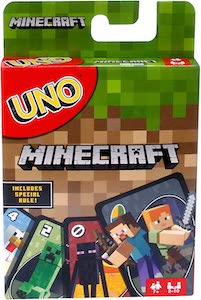 Minecraft UNO Game