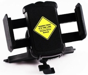 Mountek nGroove MT5000 CD/DVD Slot Car Phone Mount