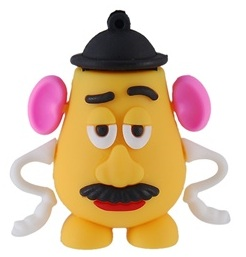 mr. potato head usb flash drive