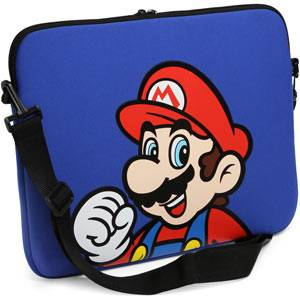 Nintendo Super Mario Laptop sleeve