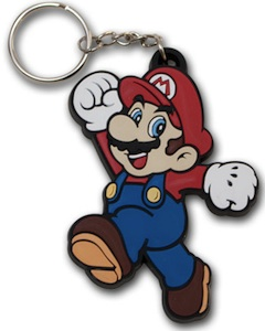 Super Marion Key Chain for the Nintendo fanboy