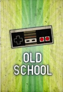 Nintendo Video game controller poster