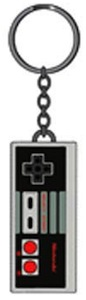 Nintendo classic controller keychain
