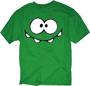 Cut The Rope Om Nom T-Shirt